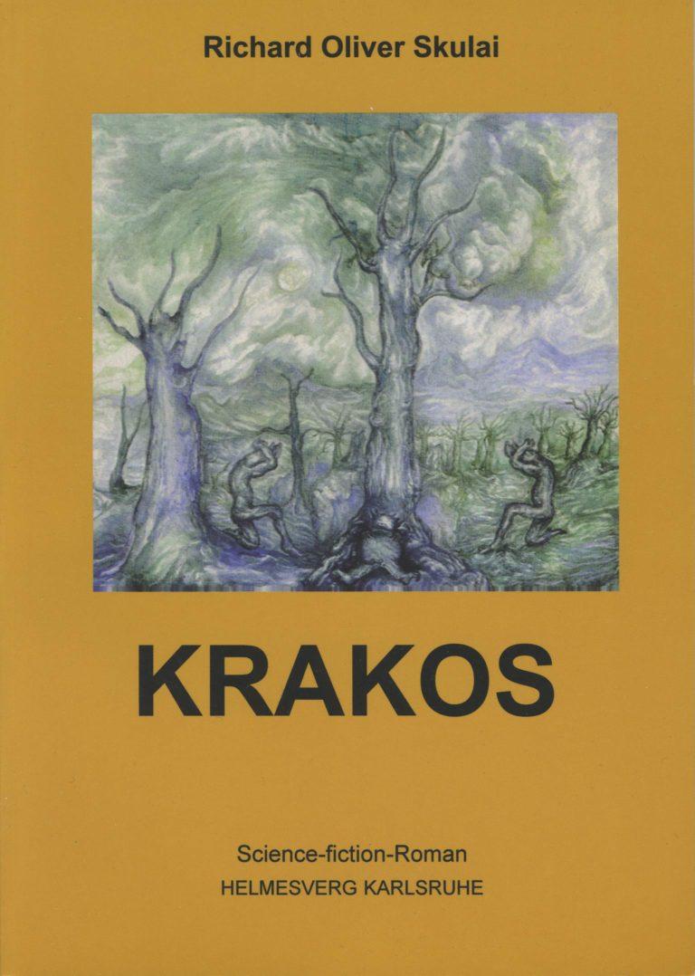 Buchtitel Richard Oliver Skulai: Krakos