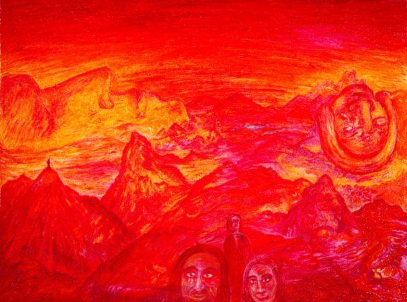 Gemälde von Richard Oliver Schulz